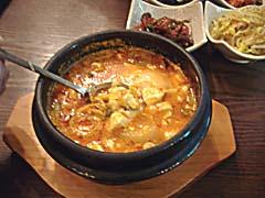 純豆腐チゲ2